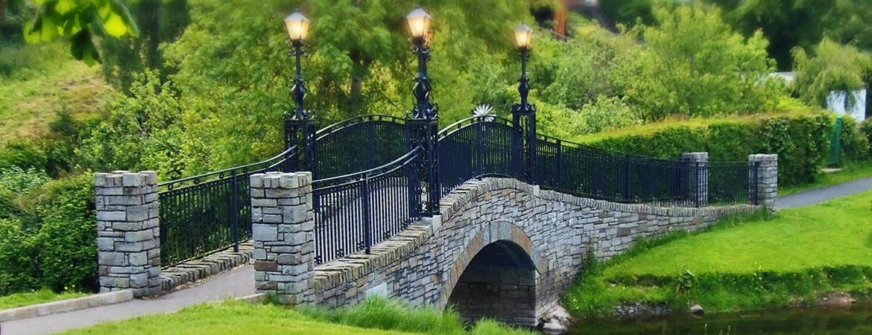 The Peace Bridge